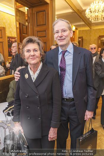 Karajan Buchpräsentation - Musikverein Wien - Mi 22.01.2020 - Helga RABL-STADLER, Clemens HELLSBERG16