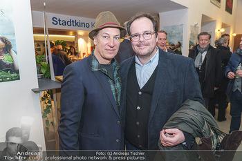 Kinopremiere ´Ein verborgenes Leben´ - Stadtkino Künstlerhaus, Wien - Mi 22.01.2020 - Tobias MORETTI, Thomas MRAZ1