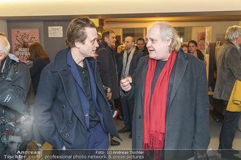 Kinopremiere ´Ein verborgenes Leben´ - Stadtkino Künstlerhaus, Wien - Mi 22.01.2020 - Paulus MANKER, August DIEHL12