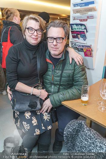 Kinopremiere ´Ein verborgenes Leben´ - Stadtkino Künstlerhaus, Wien - Mi 22.01.2020 - Nicholas OFCZAREK, Tamara METELKA14