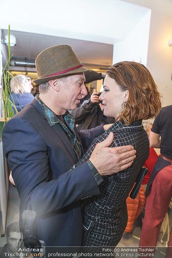 Kinopremiere ´Ein verborgenes Leben´ - Stadtkino Künstlerhaus, Wien - Mi 22.01.2020 - Tobias MORETTI, Valerie PACHNER19