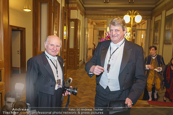 Philharmonikerball 2020 - Musikverein Wien - Do 23.01.2020 - Rene BRUNHÖLZL, Dieter CHMELAR6