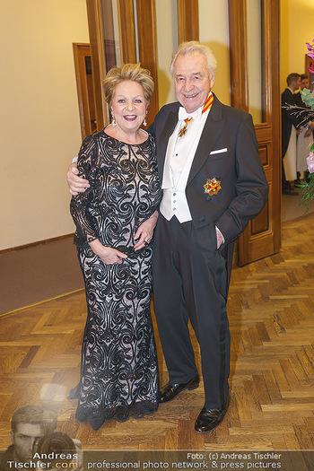 Philharmonikerball 2020 - Musikverein Wien - Do 23.01.2020 - Harald und Ingeborg SERAFIN14