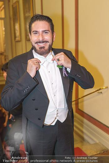 Philharmonikerball 2020 - Musikverein Wien - Do 23.01.2020 - Clemens UNTERREINER17