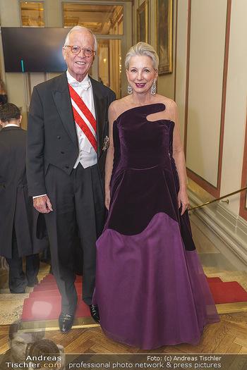 Philharmonikerball 2020 - Musikverein Wien - Do 23.01.2020 - Werner und Martina FASSLABEND26