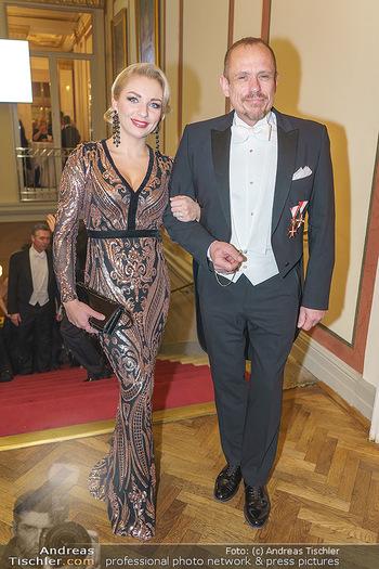 Philharmonikerball 2020 - Musikverein Wien - Do 23.01.2020 - Gery KESZLER, Lidia BAICH41
