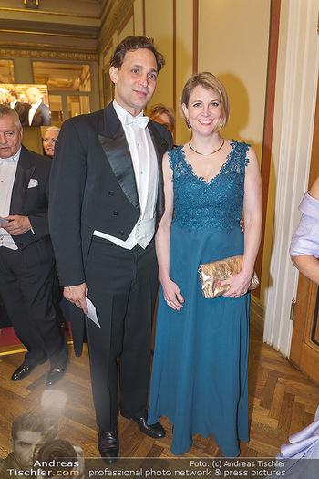 Philharmonikerball 2020 - Musikverein Wien - Do 23.01.2020 - Beate MEINL-REISINGER47