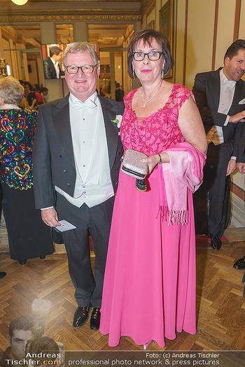Philharmonikerball 2020 - Musikverein Wien - Do 23.01.2020 - Karl WESSELY mit Ehefrau52