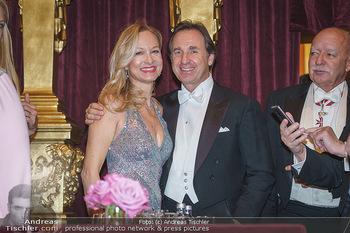 Philharmonikerball 2020 - Musikverein Wien - Do 23.01.2020 - Mario PLACHUTTA, Elisabeth KAWAN80