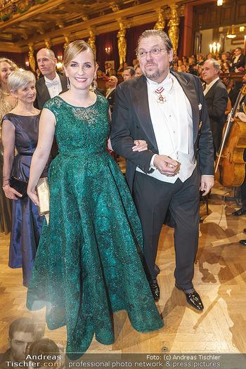 Philharmonikerball 2020 - Musikverein Wien - Do 23.01.2020 - Maria GROßBAUER, Michael SCHADE89