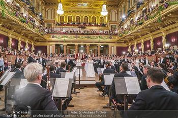 Philharmonikerball 2020 - Musikverein Wien - Do 23.01.2020 - Balleröffnung91
