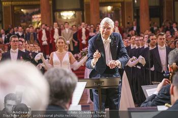 Philharmonikerball 2020 - Musikverein Wien - Do 23.01.2020 - Balleröffnung mit Orchester und Dirigent Herbert BLOMSTEDT94