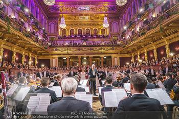 Philharmonikerball 2020 - Musikverein Wien - Do 23.01.2020 - Balleröffnung mit Orchester und Dirigent Herbert BLOMSTEDT96