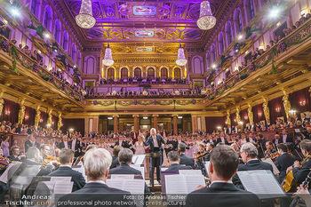 Philharmonikerball 2020 - Musikverein Wien - Do 23.01.2020 - Balleröffnung mit Orchester und Dirigent Herbert BLOMSTEDT97