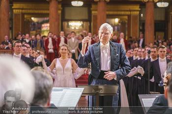 Philharmonikerball 2020 - Musikverein Wien - Do 23.01.2020 - Balleröffnung mit Orchester und Dirigent Herbert BLOMSTEDT98