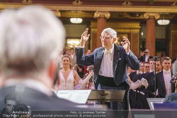 Philharmonikerball 2020 - Musikverein Wien - Do 23.01.2020 - Balleröffnung mit Orchester und Dirigent Herbert BLOMSTEDT99
