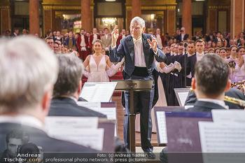 Philharmonikerball 2020 - Musikverein Wien - Do 23.01.2020 - Balleröffnung mit Orchester und Dirigent Herbert BLOMSTEDT100