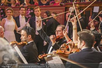 Philharmonikerball 2020 - Musikverein Wien - Do 23.01.2020 - Andreas GROßBAUER im Orchster der Wiener Philharmoniker101