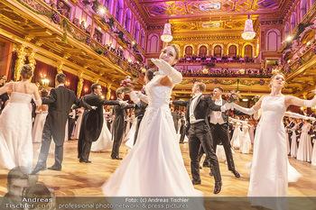 Philharmonikerball 2020 - Musikverein Wien - Do 23.01.2020 - Balleröffnung durch die Debüdantenpaare105