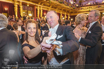 Philharmonikerball 2020 - Musikverein Wien - Do 23.01.2020 - Isabell KARJAN, Paul HALLWAX110