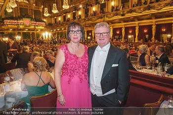 Philharmonikerball 2020 - Musikverein Wien - Do 23.01.2020 - 111