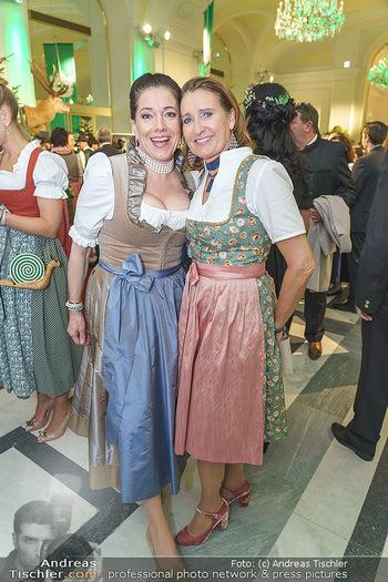 Jägerball - Hofburg Wien - Mo 27.01.2020 - Kristina VENTURINI, Bettina STEIGENBERGER30