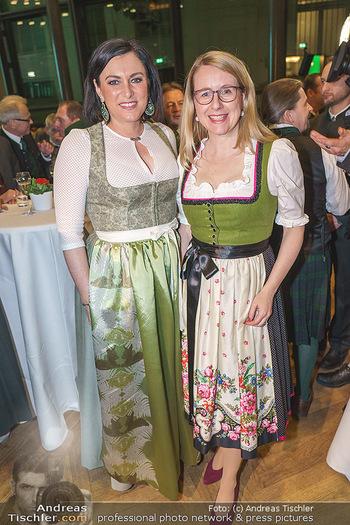 Jägerball - Hofburg Wien - Mo 27.01.2020 - Elisabeth KÖSTINGER, Margarete SCHRAMBÖCK45