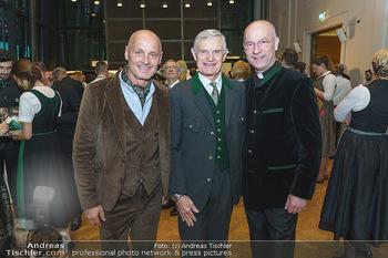 Jägerball - Hofburg Wien - Mo 27.01.2020 - Bernd SCHLACHER, Thomas SCHÄFER-ELMAYER, Toni FABER46