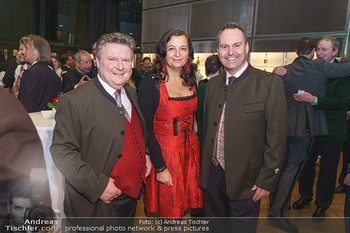 Jägerball - Hofburg Wien - Mo 27.01.2020 - Michael LUDWIG, Ulli SIMA, Andreas JANUSKOVECZ48
