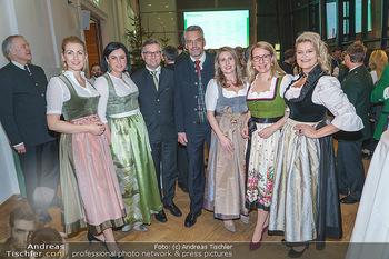 Jägerball - Hofburg Wien - Mo 27.01.2020 - Elisabeth KÖSTINGER, Margarete SCHRAMBÖCK, Klaudia TANNER, Chr57