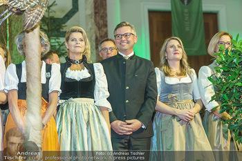 Jägerball - Hofburg Wien - Mo 27.01.2020 - Klaudia TANNER, Magnus BRUNNER, Susanne RAAB68