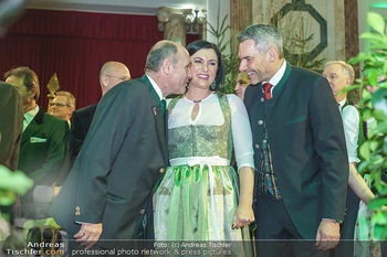 Jägerball - Hofburg Wien - Mo 27.01.2020 - Wolfgang SOBOTKA, Karl NEHAMMER, Elisabeth KÖSTINGER69