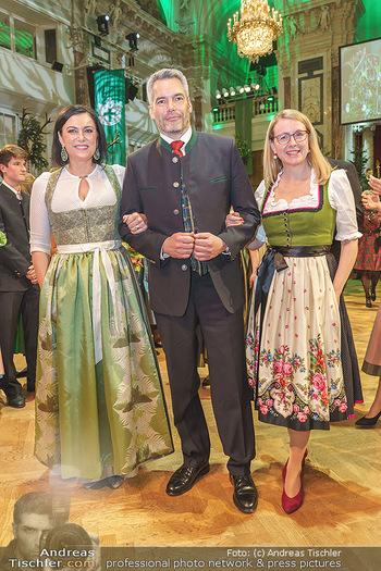 Jägerball - Hofburg Wien - Mo 27.01.2020 - Elisabeth KÖSTINGER, Karl NEHAMMER, Margarete SCHRAMBÖCK105