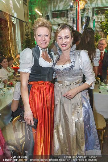 Jägerball - Hofburg Wien - Mo 27.01.2020 - Birgit REITBAUER, Maria GROßBAUER (GROSSBAUER)109
