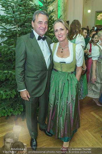 Jägerball - Hofburg Wien - Mo 27.01.2020 - Michael ZIMPFER, Robyn ALLARDICE-BOURNE120
