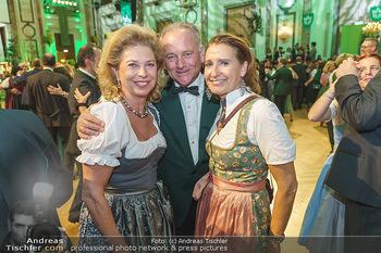 Jägerball - Hofburg Wien - Mo 27.01.2020 - Evi und Christian HÖFER, Bettina STEIGENBERGER126