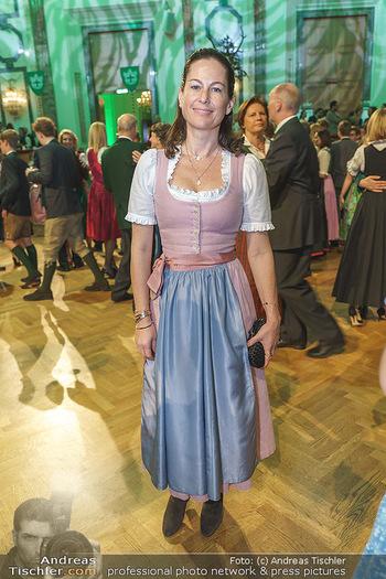 Jägerball - Hofburg Wien - Mo 27.01.2020 - Birgit LAUDA133