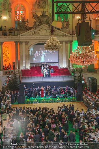 Jägerball - Hofburg Wien - Mo 27.01.2020 - Hofreitschule138