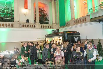 Jägerball - Hofburg Wien - Mo 27.01.2020 - 140
