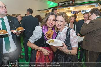 Jägerball - Hofburg Wien - Mo 27.01.2020 - Christa KUMMER, Doris FELBER146