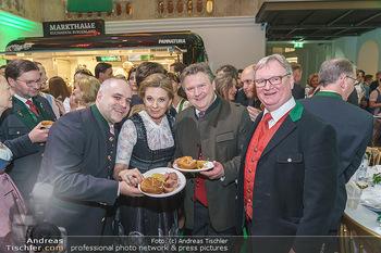 Jägerball - Hofburg Wien - Mo 27.01.2020 - Matthias GRÜN, Christa KUMMER, Michael LUDWIG, Karl WESSELY155