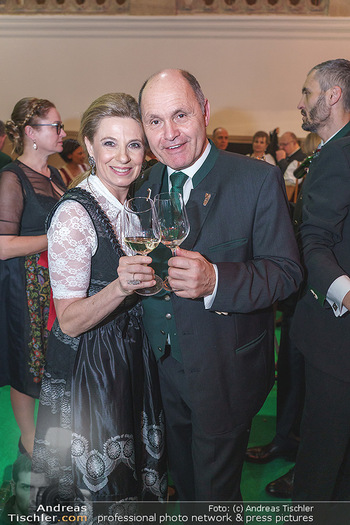 Jägerball - Hofburg Wien - Mo 27.01.2020 - Christa KUMMER, Wolfgang SOBOTKA162
