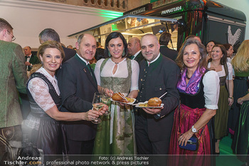 Jägerball - Hofburg Wien - Mo 27.01.2020 - Christa KUMMER, Wolfgang SOBOTKA, Elisabeth KÖSTINGER, Matthias163