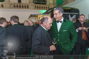 Jägerball - Hofburg Wien - Mo 27.01.2020 - Wolfgang SOBOTKA, Harald NEUMANN166