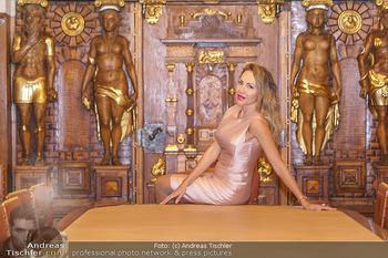 Ein Gemälde für Mikl-Leitner - Palais Niederösterreich, Wien - Mi 29.01.2020 - Ekaterina MUCHA12