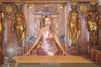 Ein Gemälde für Mikl-Leitner - Palais Niederösterreich, Wien - Mi 29.01.2020 - Ekaterina MUCHA13