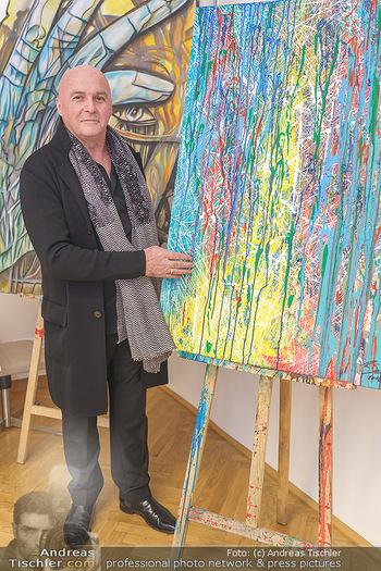 Ein Gemälde für Mikl-Leitner - Palais Niederösterreich, Wien - Mi 29.01.2020 - Raimund SEIDL22