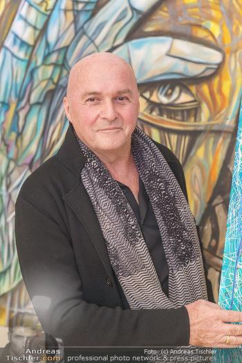 Ein Gemälde für Mikl-Leitner - Palais Niederösterreich, Wien - Mi 29.01.2020 - Raimund SEIDL (Portrait)23