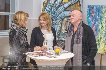 Ein Gemälde für Mikl-Leitner - Palais Niederösterreich, Wien - Mi 29.01.2020 - 26
