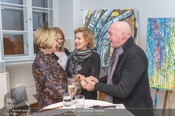 Ein Gemälde für Mikl-Leitner - Palais Niederösterreich, Wien - Mi 29.01.2020 - Johanna MIKL-LEITNER, Raimund SEIDL42